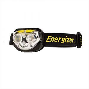 Energizer Lampe Frontale à LED Vision Ultra HD Piles Inclus