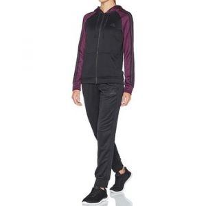 Adidas Survetement re-Focus TS, Femme XXL Noir/Rouge