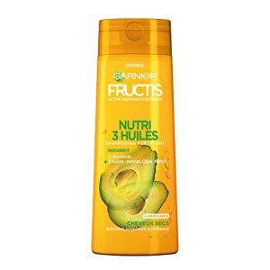 Garnier Fructis Shampooing Nutri 3 Huiles