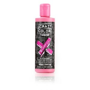 Crazy color Shampoo couleur éclatante - Pink - 250 ml