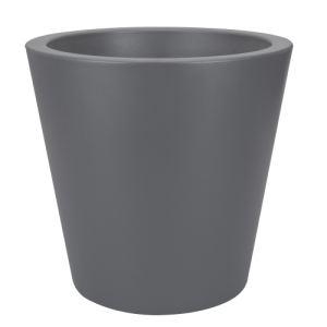 Elho Pot de fleurs rond Pure Straight Ø50 x 51 cm