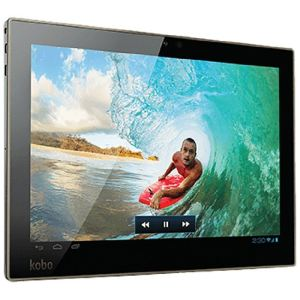 """Kobo Arc 10 HD 16 Go - Tablette tactile 10.1"""" sur Android 4.2.2 Jelly Bean"""
