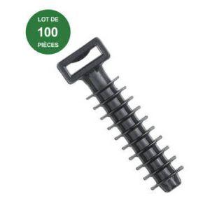 Spit 565340 - Cheville FIXELEC 8x43mm 100 pièces