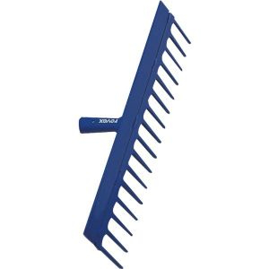 Revex 135621 - Rateau à racloir 16 dents sans manche
