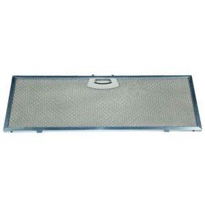 Faure 37215 - Filtre métal anti-graisse (à l'unité) 468 x 170 mm pour hotte