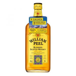 William peel Scotch whisky, 40% vol. édition limitée