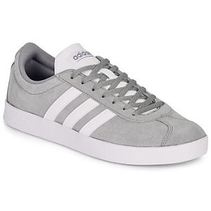 Adidas Baskets basses VLCOURT GRIS HO multicolor - Taille 41,43,44