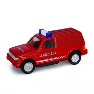 John World Véhicules de secours : Voiture de pompier pompier