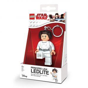 Lego IQ - Figurine - Porte Clé - Lumineux - Star Wars - Princess Leia, LGKE109