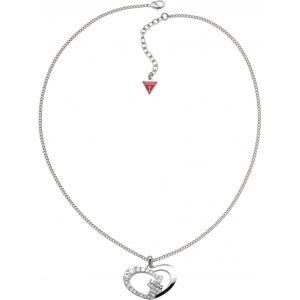 Guess UBN11480 - Collier en métal argenté pour femme