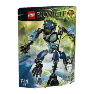 Lego 71314 - Bionicle : La bête de tempête