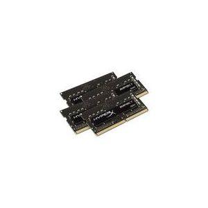Kingston HX421S14IB2K4/32 - HyperX Impact SO-DIMM 32 Go (4 x 8 Go) DDR4 2133 MHz CL14
