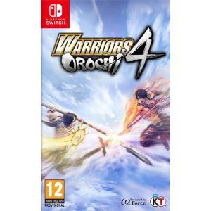 Warriors Orochi 4 [Switch]