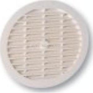 Nicoll Grille ronde moustiquaire passage de 100 cm² B113 -
