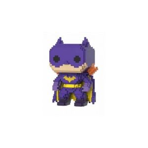 Funko Figurine Toy Pop N°21 - Batman - 8-bits Classic Batgirl