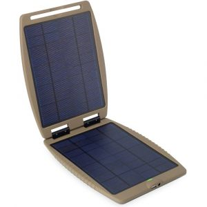 Power Traveller Chargeur solaire Solargorilla Tactical PTL-SG002 TAC 2000 mA