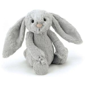 Jellycat Peluche Bashful - Lapin 31 cm