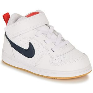 Nike Chaussures enfant COURT BOROUGH MID TODDLER blanc - Taille 21,22,25,26,27,23 1/2,19 1/2,21,22