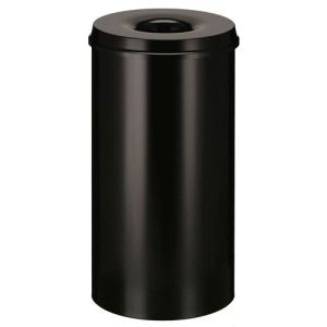 Basic Corbeille ignifuge en métal (50 L)