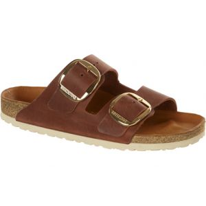 Birkenstock Arizona Big Buckle W sandales marron 39 (schmal) EU