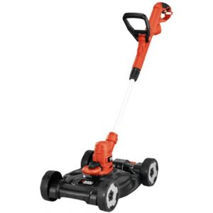 Black & Decker ST5530CM - Coupe-bordures tondeuse 3 en 1 filaire