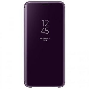 Samsung Clear View Cover Violet Galaxy S9