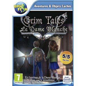 Grim Tales 13 : La Dame Blanche [PC]