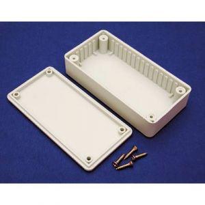Hammond Electronics Boitier ABS 191 x 110 x 61 mm