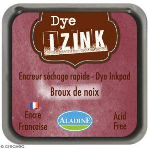 Aladine Izink Dye - Grand Encreur - Broux de noix