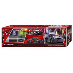 Carrera Toys 61654 - Kit d'extension Max Schnell Cars 2 pour circuit Go!!!