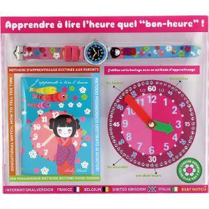 """Baby Watch Coffret montre pour fille """"Bon-Heure"""" Doll"""