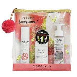 Garancia Mon Vanity Bonne Mine - Coffret Pschitt Magique + Diabolique Tomate + Source Micellaire Enchantée Rose