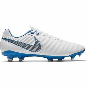 Nike Chaussures de foot Legend 7 Academy FG Blanc - Taille 42 1/2