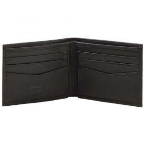 Levi's Portefeuille HUNTER BIFOLD Noir - Taille Unique