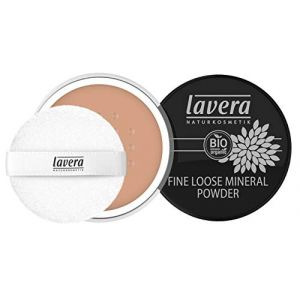 Lavera Fine Loose Mineral Powder - 05 Almond - 8 g