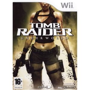 Tomb Raider : Underworld [Wii]