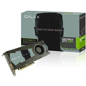 Galax 98IRH5DHG1SI - Carte graphique GTX 980 TI