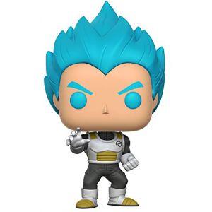 Funko Figurine Pop! Dragon Ball Z : Vegeta Super Saiyan God Blue
