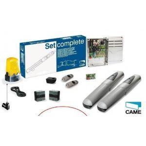 Came 001U7343FR - Kit complet Axo3 230V encodeur portail 2 battants 2 émetteurs 868 MHz max 3 m ou 500 kg
