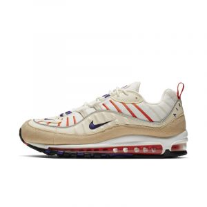 Nike Chaussure Air Max 98 pour Homme - Crème - Taille 47.5 - Male