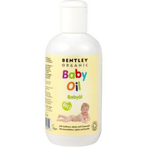 Bentley Huile bio pour bébé 250 ml