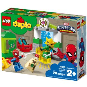 Lego Marvel Super Heroes 10893 - Spider-Man vs. Electro