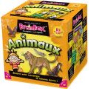 Asmodée Brain Box Animaux