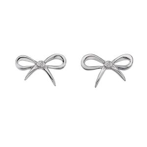 Hot Diamonds DE346 - Boucles d'oreille en plaqué rhodium et diamant
