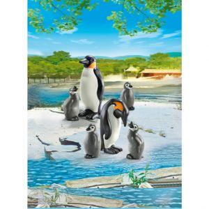 Playmobil 6649 - Famille de pingouins