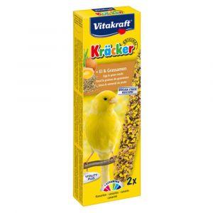 Vitakraft Kracker aux oeufs pour canaris
