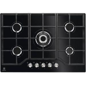 Electrolux KGG7536K - Table de cuisson gaz 5 foyers