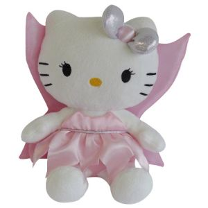 Jemini Peluche Hello Kitty Fée 15 cm
