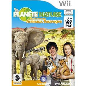 Planète Nature : Au Secours des Animaux Sauvages [Wii]