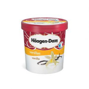 Häagen-dazs Glace vanilla - Le pot de 430g